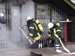 Feuerwehr in meido